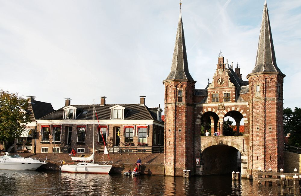 La grande diga - Sneek - Waterpoort