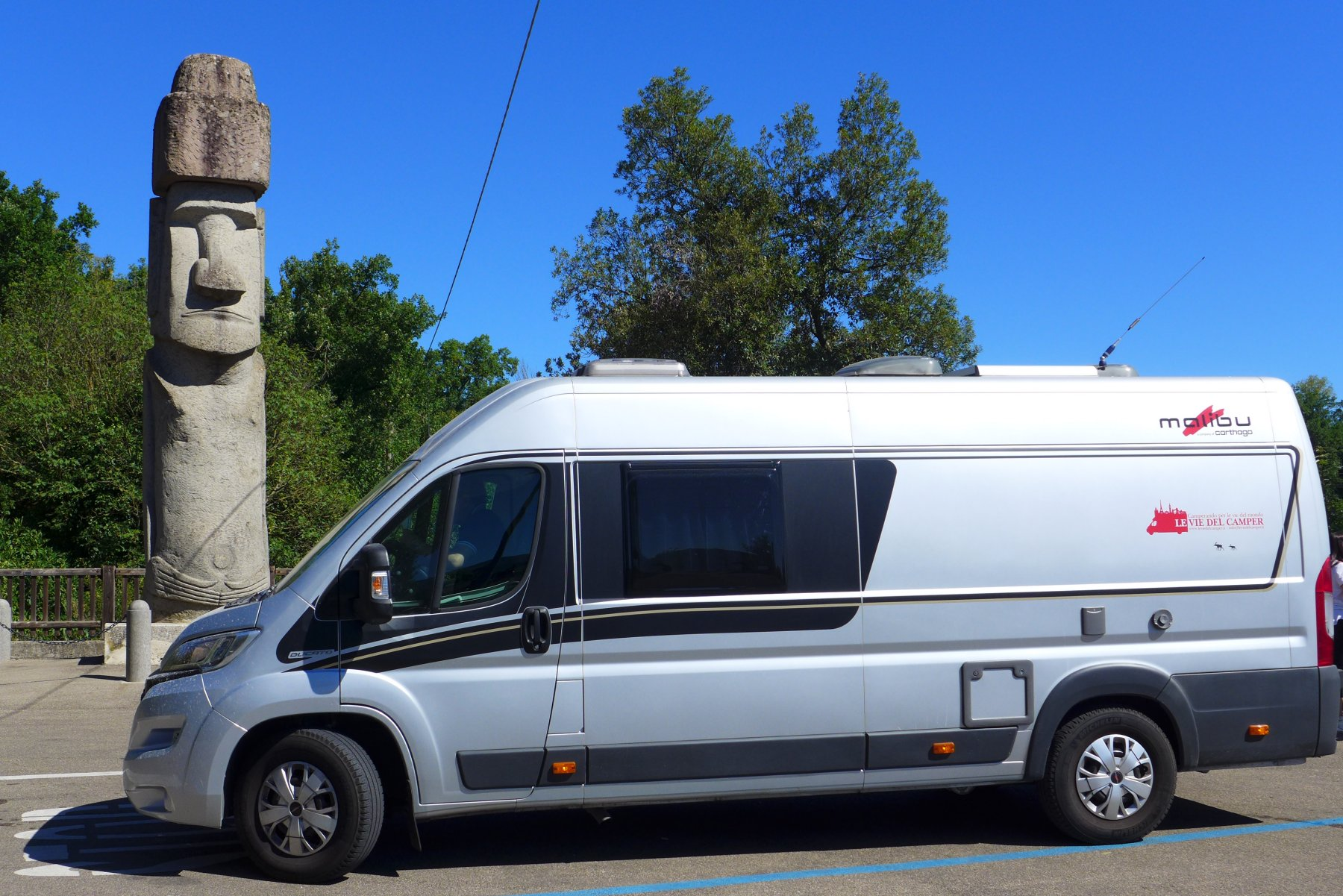 Reminiscenze etrusche - Civita - Panorama