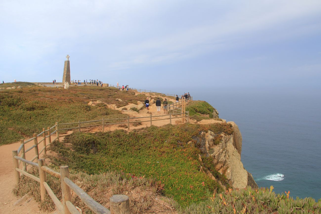 Il <i>finis terrae</i> d'Occidente - Cabo da Roca