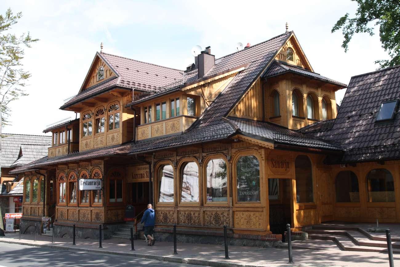 Le vie del camper for Case in legno lettonia